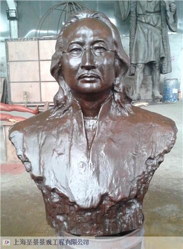 上海定制铸铜雕塑「上海圣景景观工程供应」