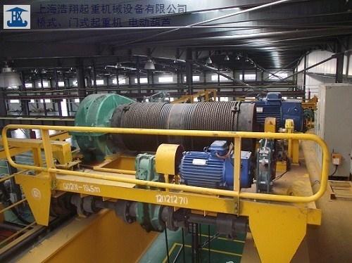 浙江新款起重机品牌哪家好 上海浩翔起重机械设备供应