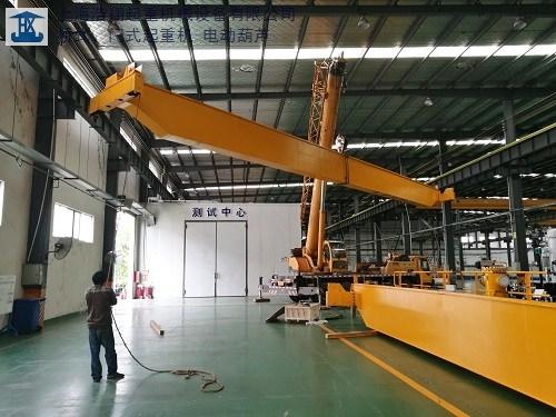 安徽双梁桥式起重机报价 上海浩翔起重机械设备供应