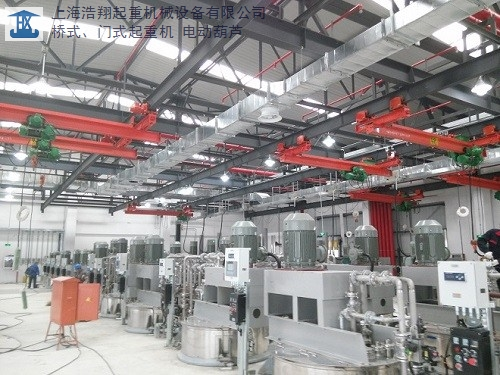 上海质量起重机品牌企业 上海浩翔起重机械设备供应