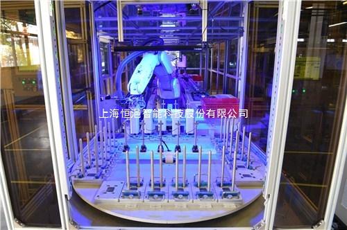 模组自动检测模组芯片检测芯片自动检测 恒浥供