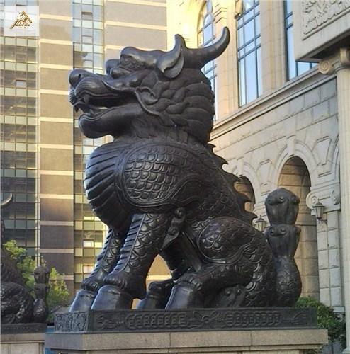 吉林知名铜麒麟高品质的选择 浦宇供应