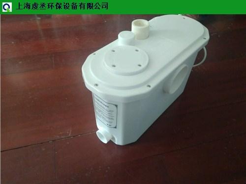 内蒙古优良小型污水提升器上门安装 上海虔丞环保设备供应