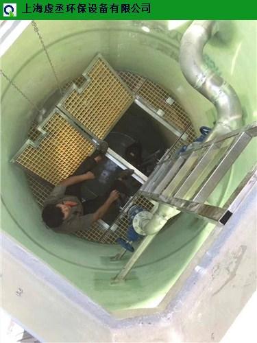 湖北优良污水提升泵站需要多少钱 服务至上 上海虔丞环保设备供应