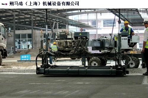 广东高品质伸缩臂激光整平机多少钱 服务为先 上海朔马珞机械设备供应