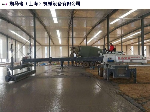 江苏自动混凝土激光整平机高品质的选择 有口皆碑 上海朔马珞机械设备供应