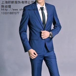 销售上海上海韩版西装套装定做行情昕新供