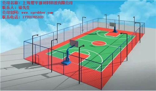 销售-上海山东篮球场供应商-批发-增平供