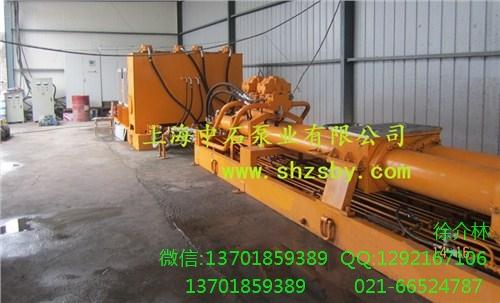 矿业充填输送泵系统 矿井充填泵送系统 采矿充填膏体活塞泵-上海中石