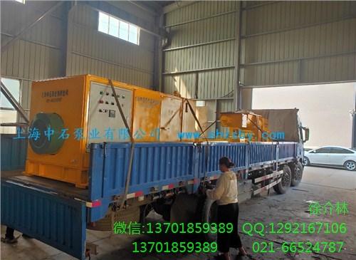 吸猪粪的泵 抽猪粪的泵 猪粪处理输送泵-上海中石