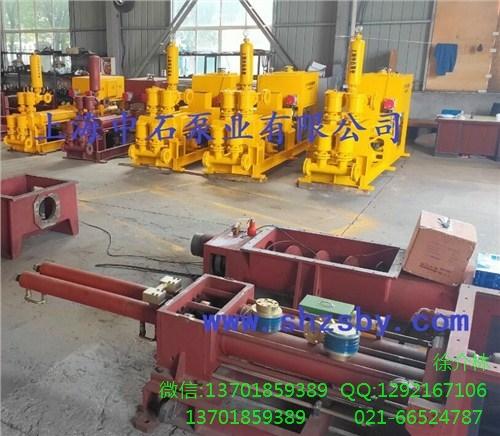 压滤机进料活塞泵 压滤机入料活塞泵 压滤机专用活塞泵-上海中石