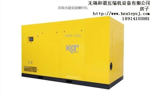 V系列变频15-160kW空压机 和谐供