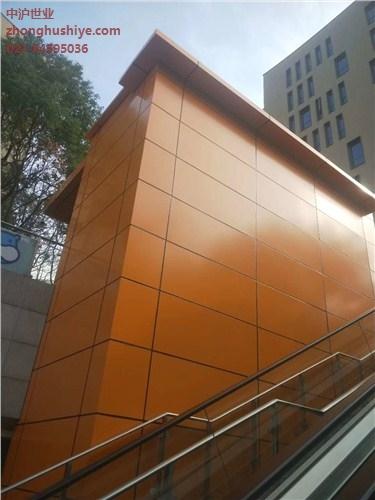 上海铝单板幕墙厂家_上海仿石材铝单板_上海冲孔铝单板价格_世业供
