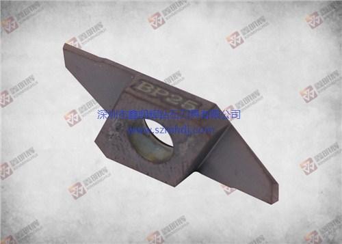 走心机切槽刀粒TKF16L100-NB-16DR