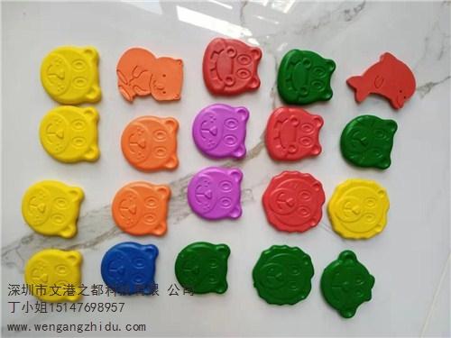 供应深圳厂家造型蜡笔卡通蜡笔的采购报价批发价格 文港之都供