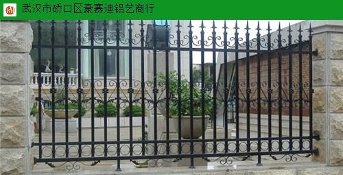 黄石新型铝艺护栏,铝艺护栏