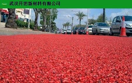 天津彩色防滑路面胶粘剂哪家好,彩色防滑路面