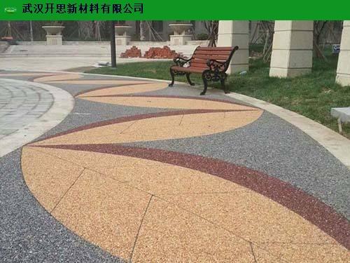 湖南胶筑透水石 欢迎咨询 武汉开思新材料供应