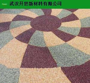 湖南胶筑透水石粘胶剂厂家 来电咨询 武汉开思新材料供应