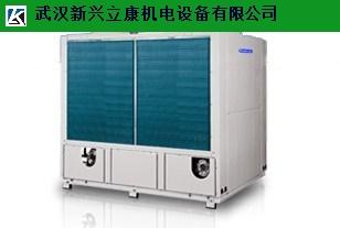 汉口医院美的风冷模块式水机中央空调大保 来电咨询 武汉新兴立康机电设备工程供应