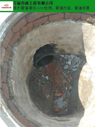 仪征下水道开挖,下水道开挖