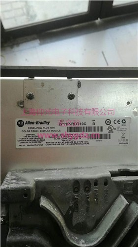 销售ab罗克韦尔触摸屏黑屏维修多少钱 仰光电子供