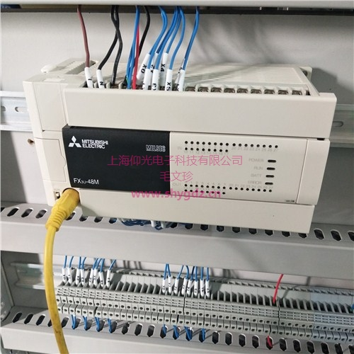 提供三菱PLC模块主板烧维修厂家 仰光电子供