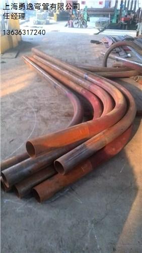 提供140车棚弯管热弯加工