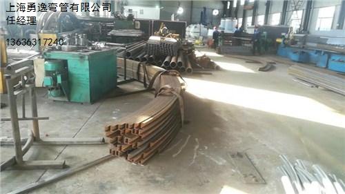 上海弯管拉弯供应63#角铁拉弯卷圆加工焊接
