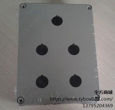提供上海上海天逸TYX5按钮盒价格多少钱宇方供