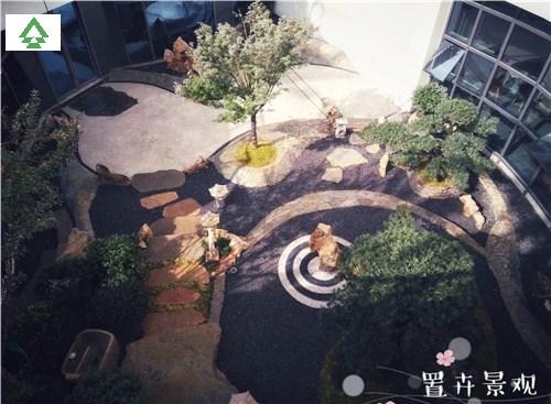 静安区优质私家庭院设计+施工一体多少钱 值得信赖「上海置卉景观工程供应」