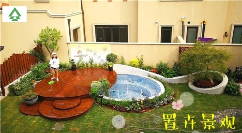 江苏优质庭院设计诚信企业,庭院设计