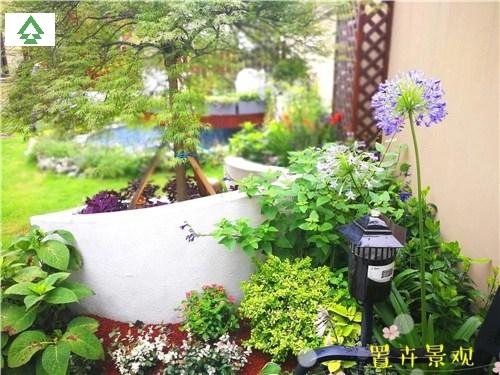 官方庭院设计价格合理 诚信互利「上海置卉景观工程供应」