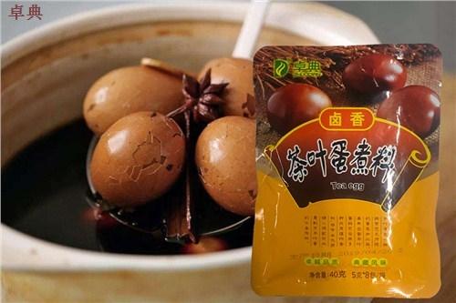 提供上海茶叶蛋调味料袋装价格卓典供
