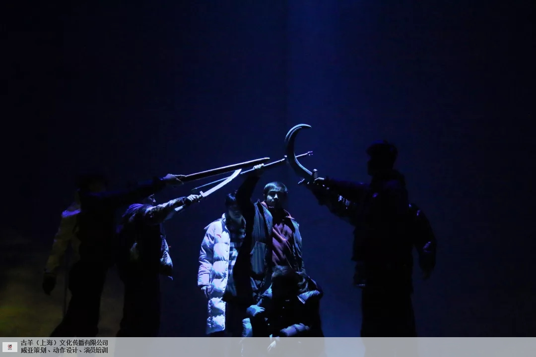 上海綜藝威亞表演訓練指導 創新服務「上海古羊文化傳播供應」