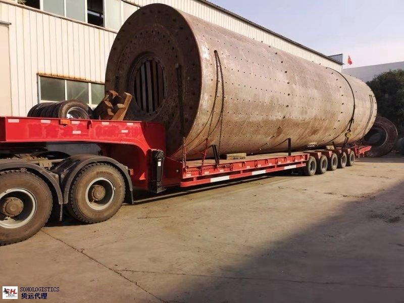 湖南进口重大件运输市场报价 苏州硕豪国际物流供应
