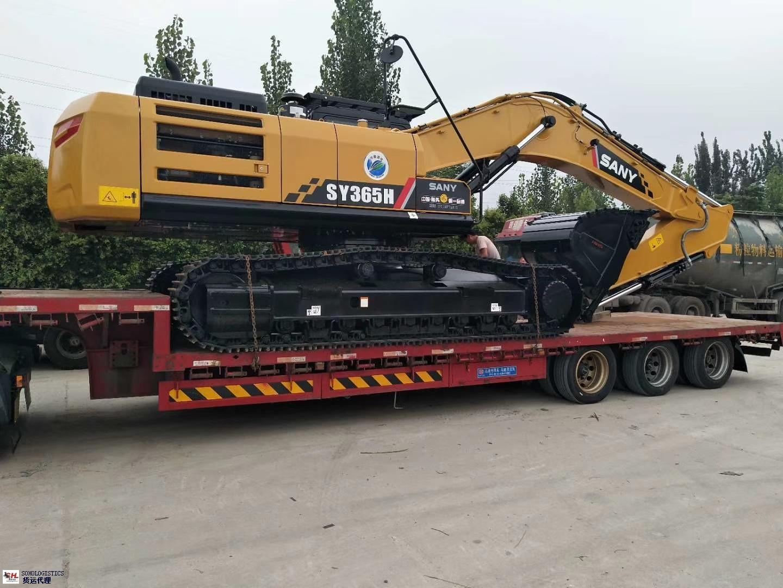 平山区超高重大件运输 苏州硕豪国际物流供应
