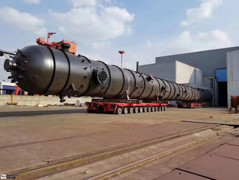 孝感到土库曼斯坦重大件运输 苏州硕豪国际物流供应