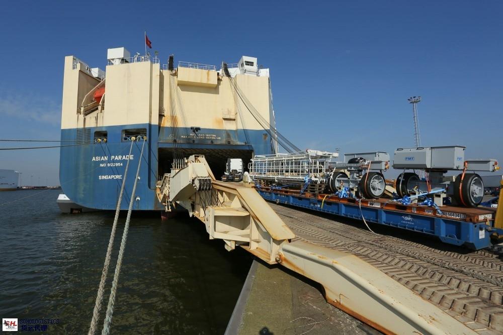 大同超长重大件运输 苏州硕豪国际物流供应