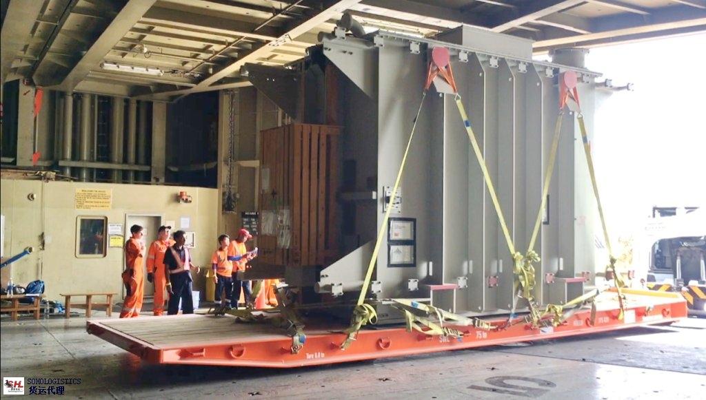 焦作到蒙古重大件运输 苏州硕豪国际物流供应