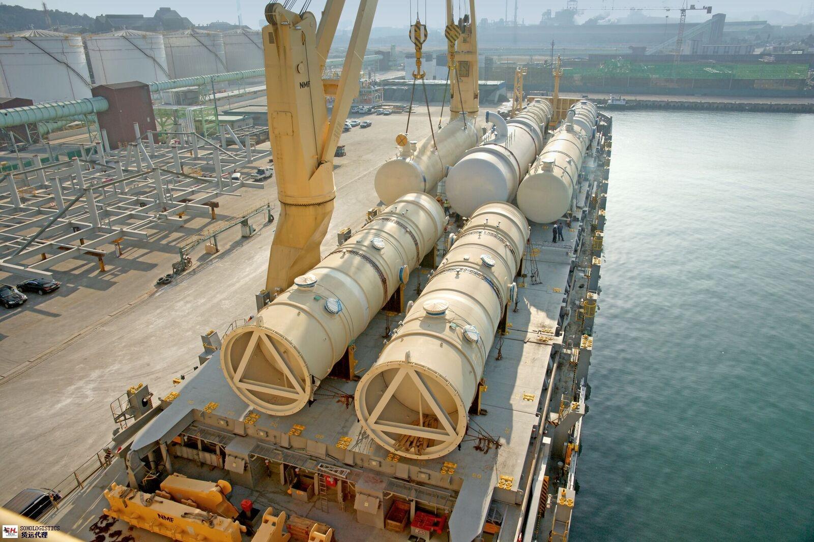 徐汇区进口重大件运输 苏州硕豪国际物流供应