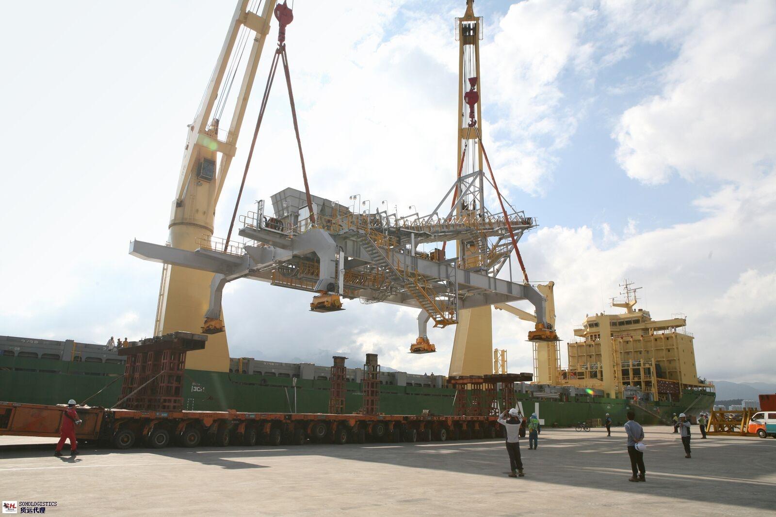 巴南区到越南重大件运输 苏州硕豪国际物流供应