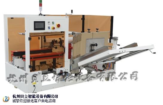 上海臥式裝箱機代理廠家 真誠推薦 杭州貝立智能設備供應