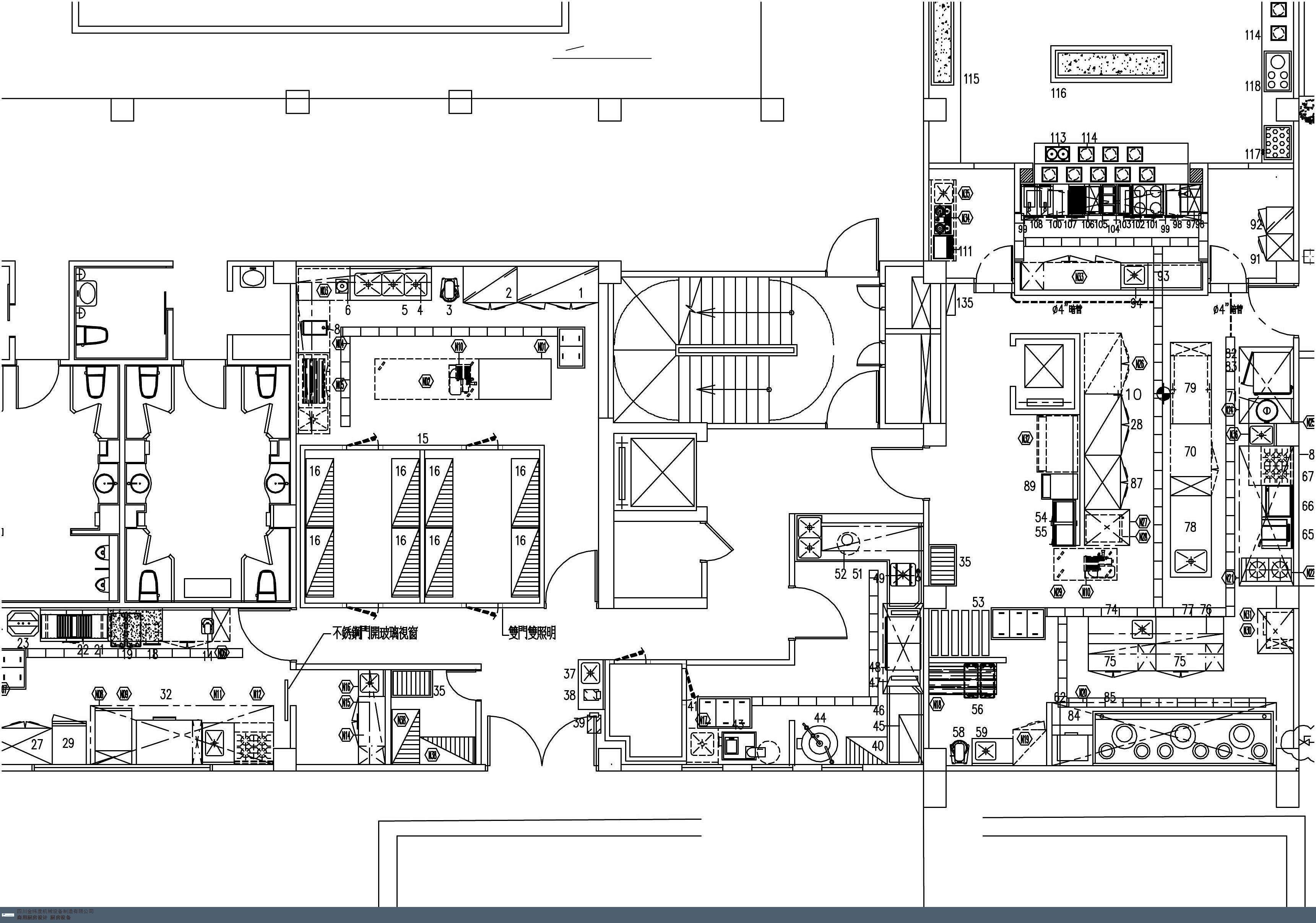 铜仁幼儿园厨房设计推荐公司