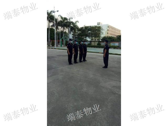 百色工厂保安公司「深圳市端泰物业管理供应」