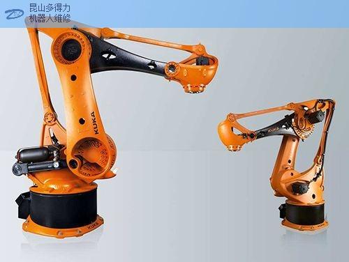 宝山区机器人维修服务至上「昆山多得力机电科技工程供应」
