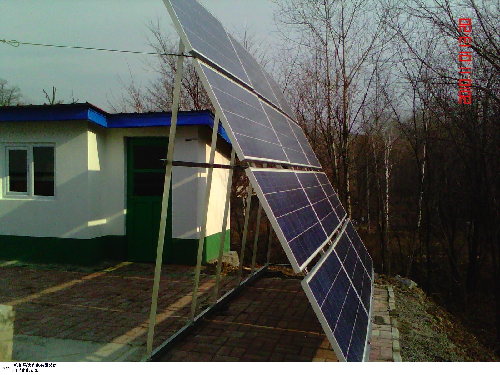 浙江安装太阳能发电优选企业 真诚推荐 杭州易达光电供应
