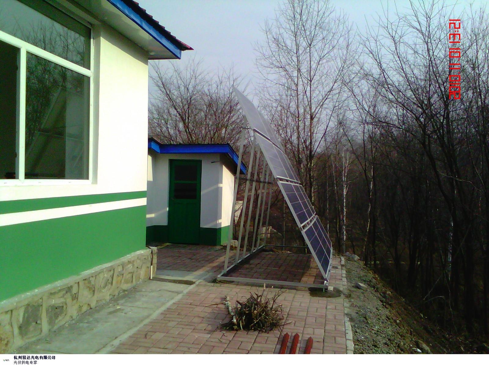浙江民用太阳能发电品牌企业 和谐共赢 杭州易达光电供应