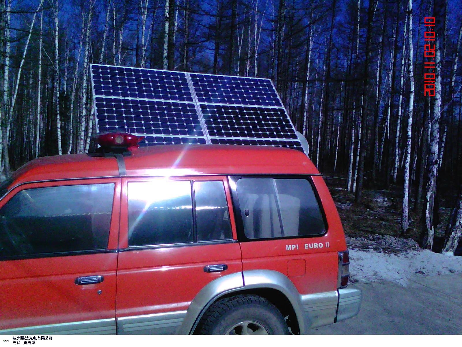 浙江小型太陽能發電設備 歡迎咨詢 杭州易達光電供應