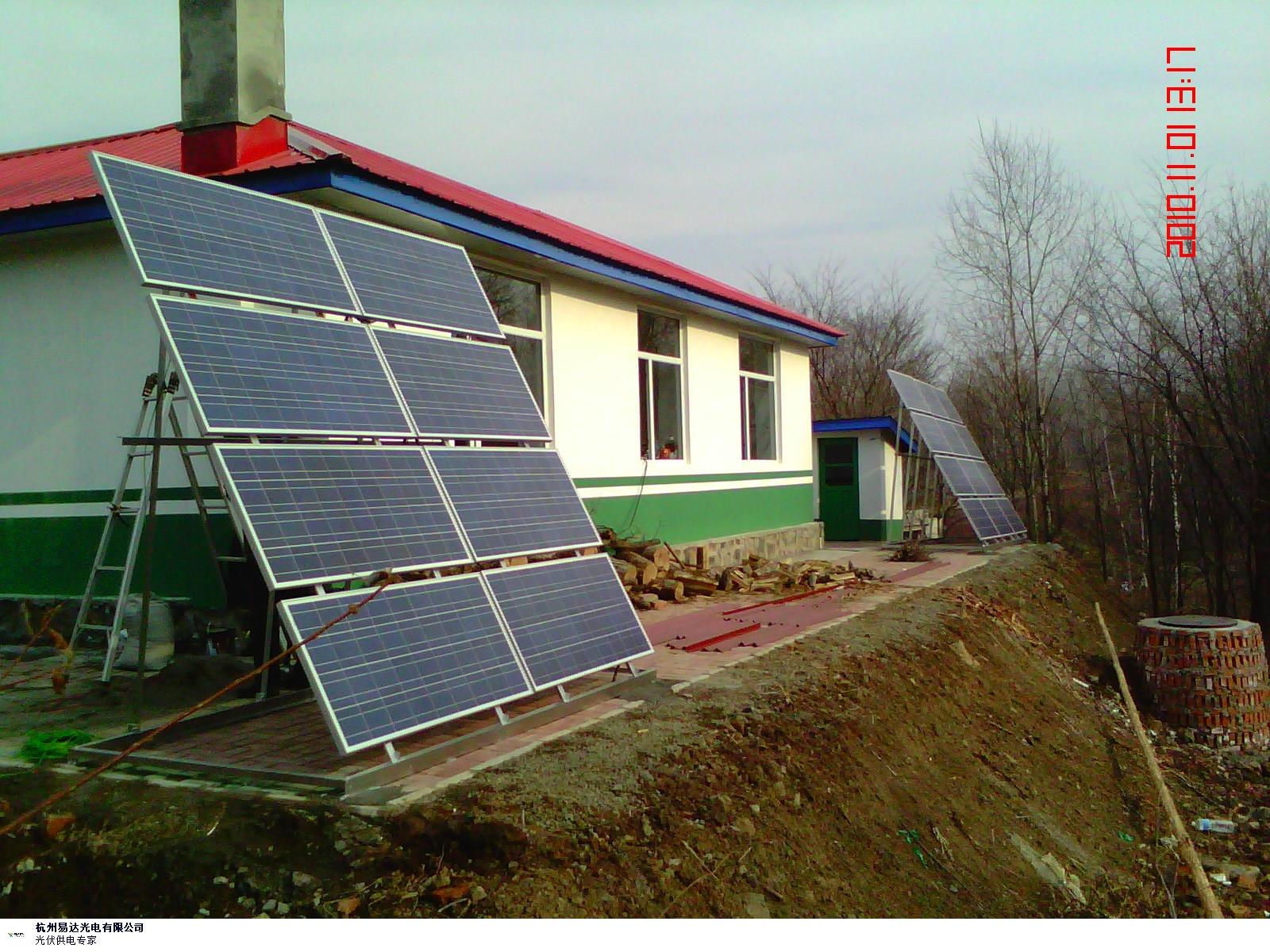浙江辦公太陽能發電貨源充足 有口皆碑 杭州易達光電供應